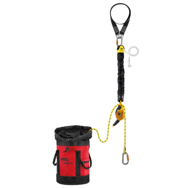 Petzl Jag Rescue Kit 30 Metri kit di soccorso reversibile K90030