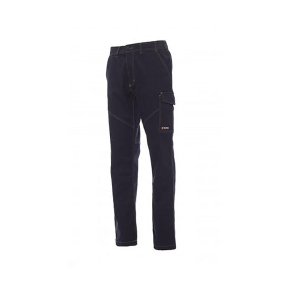 Payper Wear Worker Stretch tech-nik kine Hose Blau