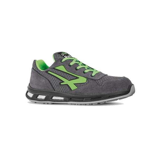 U Power Point S1P SRC Zapatos de seguridad bajos EN ISO 20345:2011