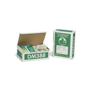 Pvs First Aid Pacco Reintegro DM388 Allegato 1 Base e D.L. 81 09/04/08