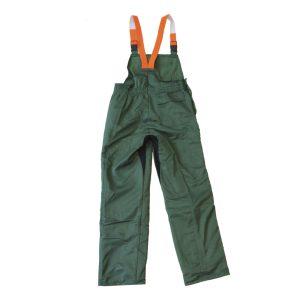 Salopette antitaglio per boscaiolo Work Secure Classe 1 49-123 EN 381