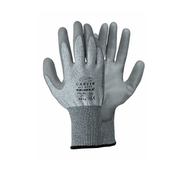 Cofra Carver Cut resistant gloves EN 420 EN 388