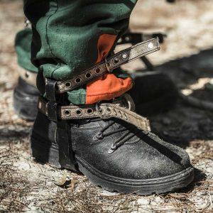 Scarponi antitaglio per motosega Cofra Woodsman