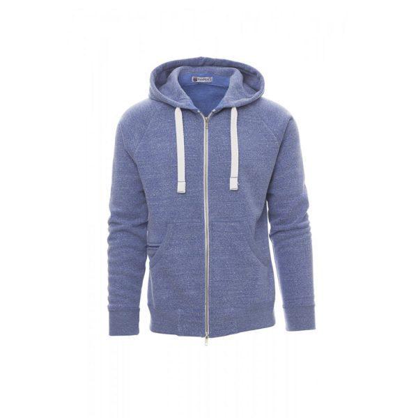 Payper Wear Urban sweat à capuche bleu royal