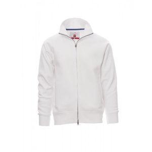Payper Wear sweatshirt zipper Panama+ white