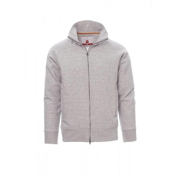 Payper Wear sweatshirt zipper Panama+ melange
