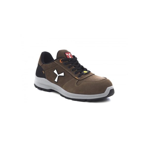 Payper Get Force Low Marrón chocolate Zapato de seguridad