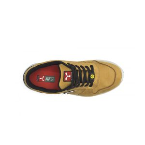 Paypex Get Tex Force Low Aspen Yellow Safety Footwear