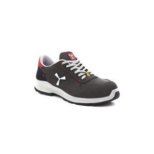 Payper Get Force Low Grey Smoke Safety Footwear