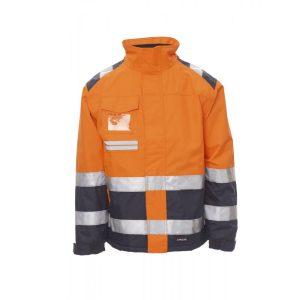 Payper Wear Hispeed veste haute visibilité orange bleu