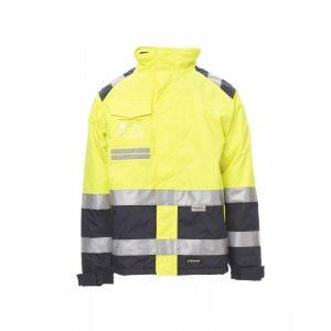 Payper Wear Hispeed veste haute visibilité jaune bleu