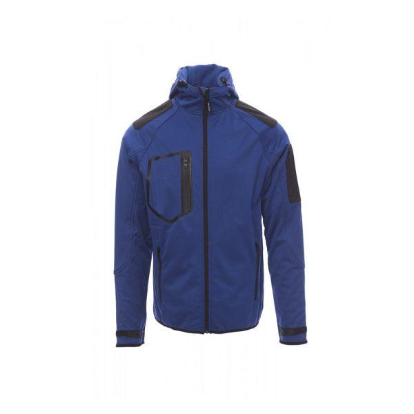 Payper Wear Extreme veste soft-shell bleu royal