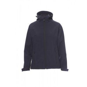 Payper Wear Gale Lady soft-shell navy blue jacket