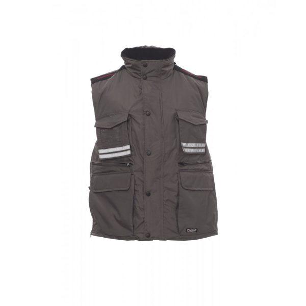 Payper Wear Flight Vest Smoke Grey