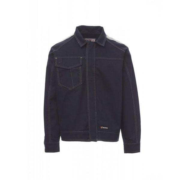 Payper Wear Safe Jacke blau 100% Baumwolle