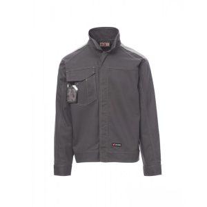 Payper Wear Giubbino Safe Grigio 100% cotone