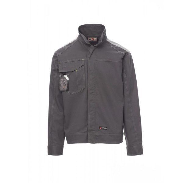 Chaqueta Payper Wear Safe gris 100% algodón