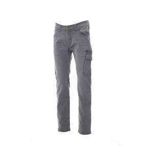 Payper Wear Jeans West Denim Stretch Grigio Steel Grey