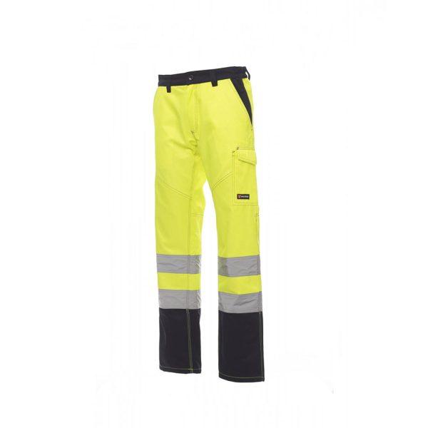 Payper Wear Polar Charter Pants High Visibility Yellow Blue