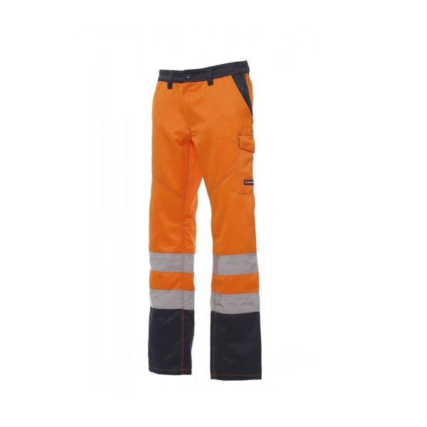 Payper Wear Charter Winter haute visibilité pantalon orange bleu