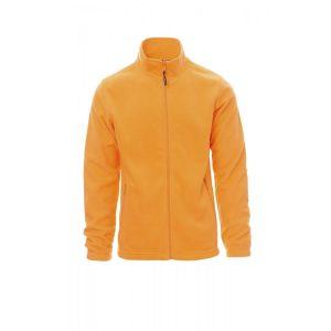 Payper Fleecepullover Nepal orange