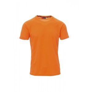 Payper Wear Runner T-shirt Manica Corta Poliestere Arancione