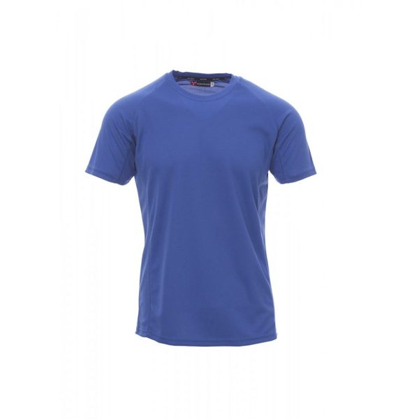 Payper Wear Runner t-shirt à manches courtes en polyester bleu royal
