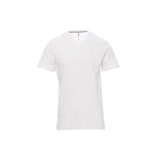 Payper Wear T-Shirt Sunset 100 % Baumwolle weiß
