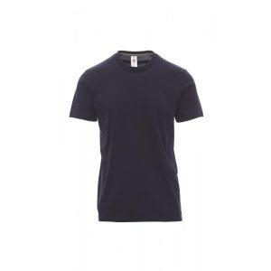 Payper Wear T-shirt Sunset 100% Cotone Blu Navy