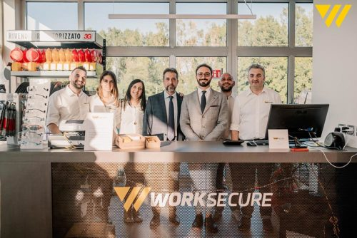 Work Secure safety at work in Italy, products, services, solutions. Our staff