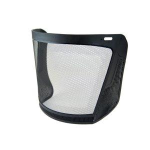 Irudek Safe Mesh 20912-001 Visiera Forestale a Rete in acciaio