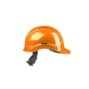 Irudek Stilo 300 Casco di Sicurezza Ventilato Arancione 302601300011
