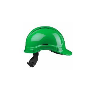 Irudek Stilo 300 Casco di Sicurezza Ventilato Verde 302601300010