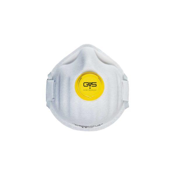 Mascherina Facciale filtrante FFP2 a conchiglia con valvola monouso DME2011U