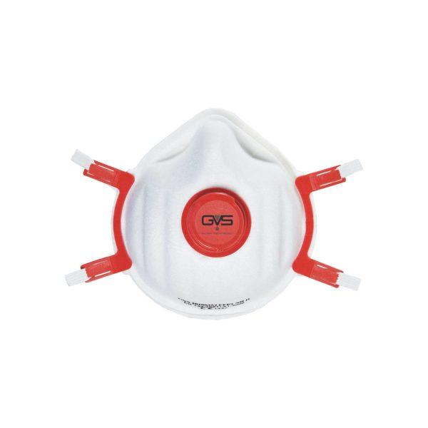 Mascherina Facciale filtrante FFP3 a conchiglia con valvola riutilizzabile RD DME3031U