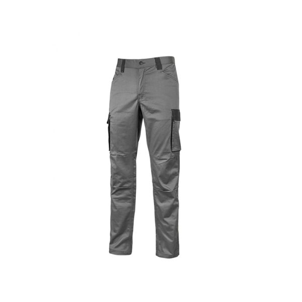 U Power Crazy Grey Iron HY141GI Cargo Safety pants