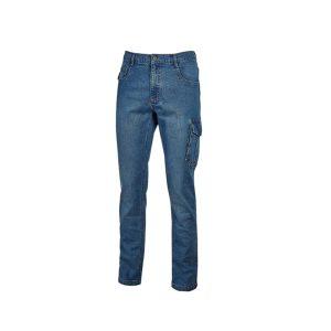 U Power Jam Guado Jeans ST150GJ 5-pocket stretch jeans with side pocke