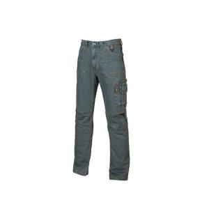 U Power Traffic Rust Jeans ST071RJ Safety pants