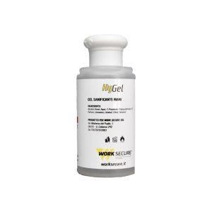 Work Secure Hygel Igienizzante Mani Tascabile 100 ml