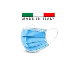 Mascherine Chirurgiche Dispositivo Medico Classe 1 Made In Italy 50 pezzi