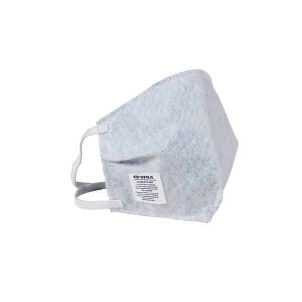Mascherina Filtrante Health Mask Cofra Oeko-Tex Aerosol