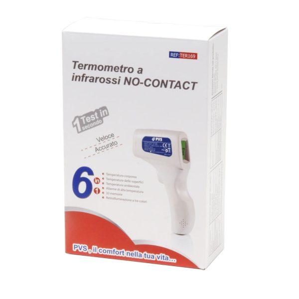 PVS Termometro Digitale ad infrarossi no contact a pistola TER169