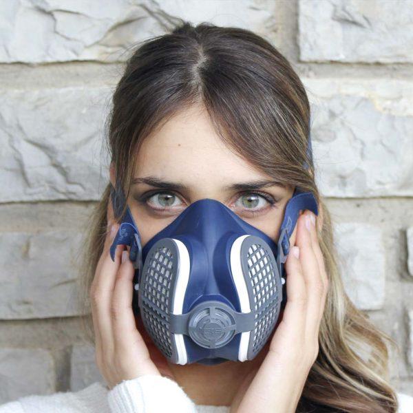Maschera Elipse P3 Dispositivo di protezione Work Secure Perugia