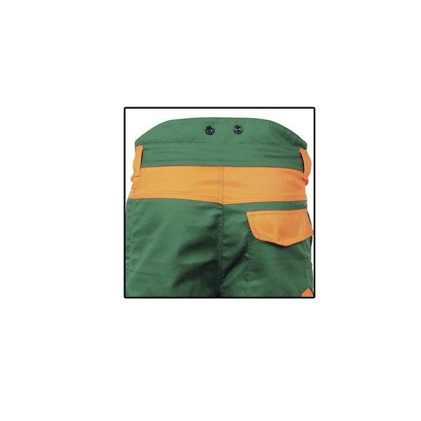 Pantalone antitaglio per boscaiolo Cofra Chain Stop Classe 1 EN 381-5:1995 EN ISO 13688:2013