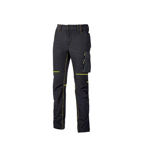 U Power World Asphalt Grey FU189BC Accident prevention trousers