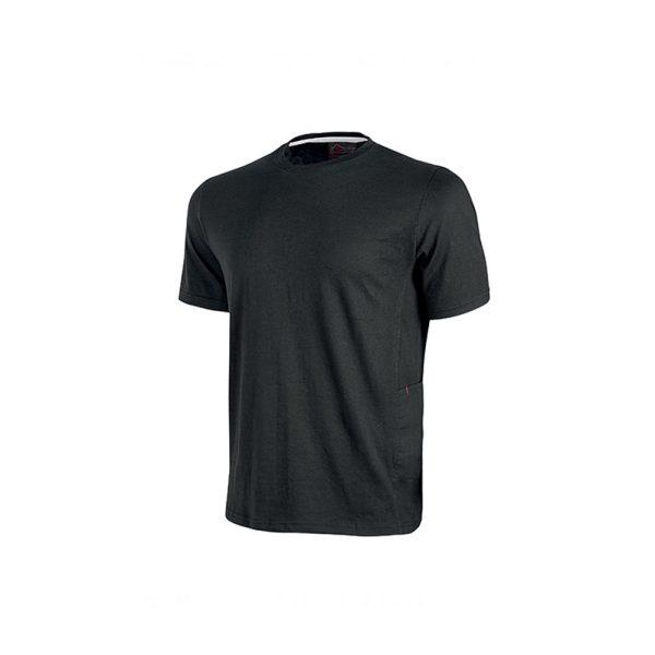 U Power Road Black Carbon EY138BC T-shirt 100% cotton