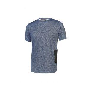 U Power Road Deep Blue EY138DB T-shirt 100% cotton