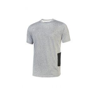 U Power Road Grey Silver EY138GS T-shirt 100% Cotton