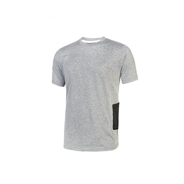 U Power Road Grey Silver EY138GS T-shirt 100% cotone