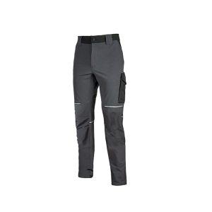 U Power World Asphalt Grey FU189AG Accident prevention trousers
